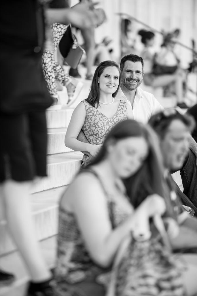 Engagement Session - Portrait Photographer - Jan Ziegler - Washington Monument